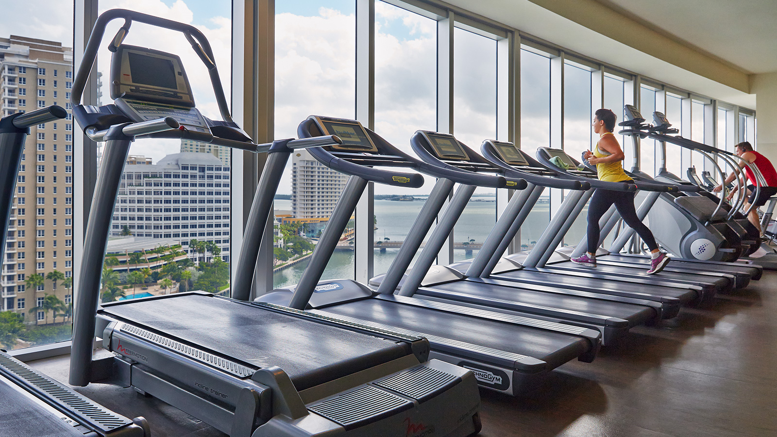 Fitness Center at W Miami | Miami Hotels with Fitness Centers