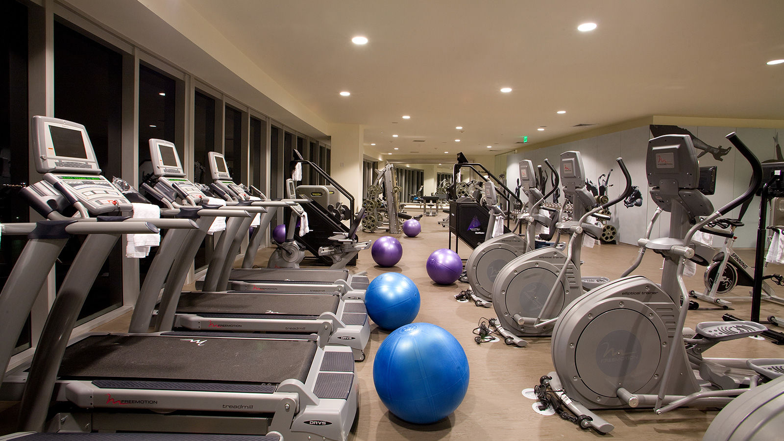 Fitness Center at W Miami